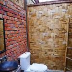 Salle de bain des chambres