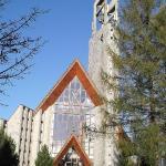 church close the hotel