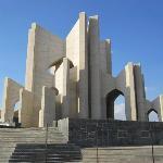 Tabriz Poets tomb