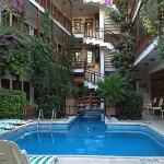 Hotel Innenbereich