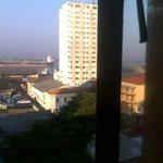 Picture Taken at Ferry port (Nokia E 71)