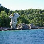 Flowerpot Island Lighthouse Foto
