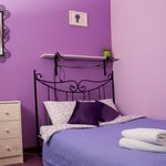 Lavender Friday room