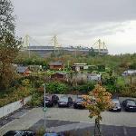 Parkplatz und Entfernung zur Signal-Iduna-Arena