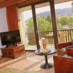 Junior-Suite mit Balkon und wunderschöner Aussicht