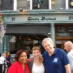 Davy Byrnes , a great Dublin pub.