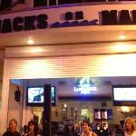 Jacks on Marion outside bar