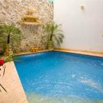 piscina y zona recreativa