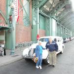 A stop by Fenway Park and the Bleacher Bar.