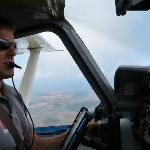 Josh, our pilot