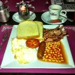 English breakfast - only €3,90