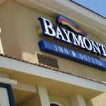 Exterior Baymont Sign
