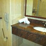 well designed bathroom
