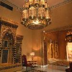 Couloir dans le palais khedival