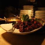 Namaskar mixed bbq (Indo-Chinese dish)