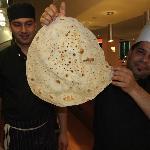Bristol's only Roomali Roti??