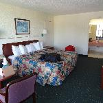 kingsize room
