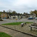 View of Hartington village centre