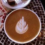 The Latte Art with every cup