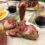i resti della mia bistecca
