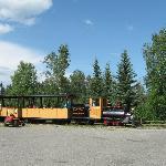 The Crooked Creek & Whiskey Island Railroad.