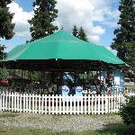 Red & Roela's Carousel.