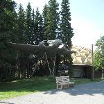 Alaskaland Pioneer Air Museum.