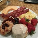 2nd Day Breakfast Buffet
