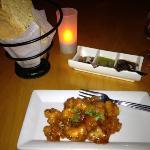 delicious cauliflower and lentil bread...