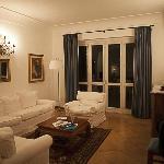 Jr Suite Superior Room - Living Room