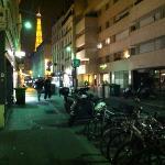 Rue Saint Dominique
