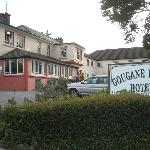 Gougane Barra Hotel from outside