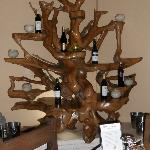 Awesome wine rack!