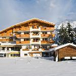 Das Hotel Stubaierhof im Winter