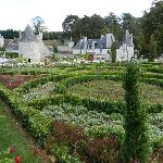 Jardin du châyeau