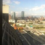 View of downtown Knoxville from 10th Floor
