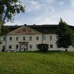 Manor House in Svaty Anton