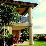 2 story villa