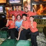 Lobby Bar Staff, Wonderful