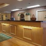 CountryInn&Suites Milford Lobby