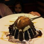 The sinfully great, Molten Chocolate Cake