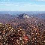 Looking Glass Rock from your room!