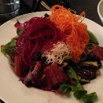root salad