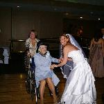 Woodloch provided wheelchairs and other support.
