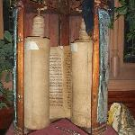 Ancient Books as Decor