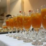 Reception at Sun Hall Beach Hotel