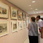 Art Exhibition at Sun Hall Beach Hotel