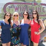 Excursões e desgustação de vinho