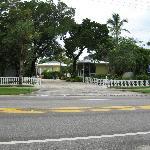 Ocean side from street