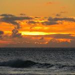 Sunset at Napili Beach